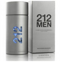 CAROLINA HERRERA 212 MEN  Tester 100ml