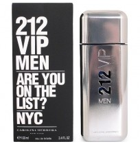 CAROLINA HERRERA 212  VIP MEN 50ml