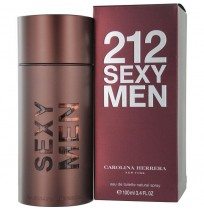 CAROLINA HERRERA 212 SEXY men Tester 100ml