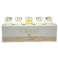 CHLOE mini set (2хChloe- 5edp+2хLeau de Chloe 5ml+ Chloe 5ml )