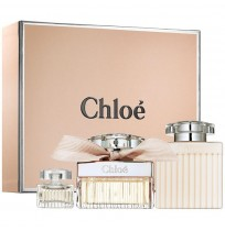 CHLOE set (75ml edp  +100 b\l + 5ml mini )