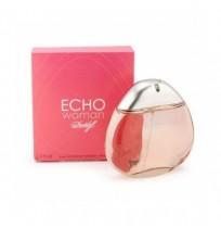 DAVIDOFF ECHO woman 100ml edp