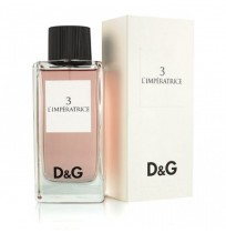 D&G 3 LIMPERATRICE  100ml