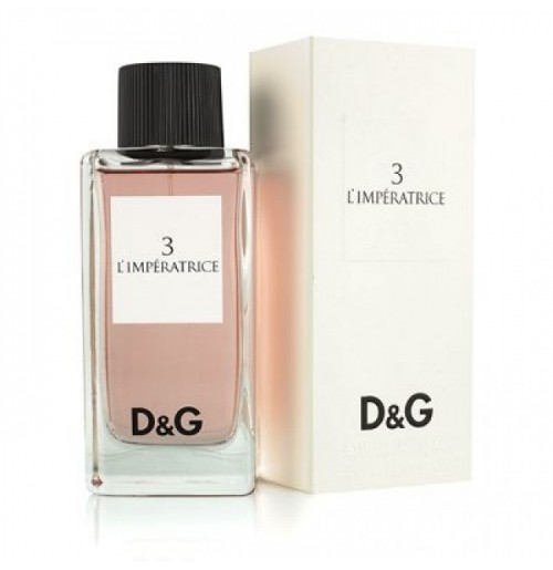 D&G 3 LIMPERATRICE  50ml