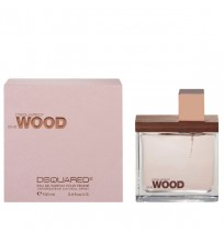 DSQUARED SHE WOOD Tester 100 edp