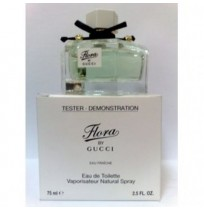 Gucci   FLORA by Gucci  eau  FRAICHE Tester 75ml