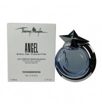 T.Mugler  ANGEL Refillable comets Tester 80ml