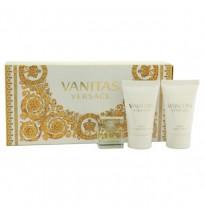 Versace VANITAS set (edt 4.5ml+b/lot 25ml+sh/gel 25ml)
