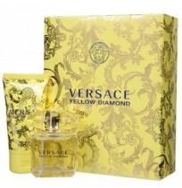 Versace YELLOW DIAMOND set (edt 90ml+100b\l)