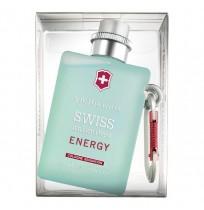 VICTORINOX Swiss UNLIMITED ENERGY  Tester 150ml  edc